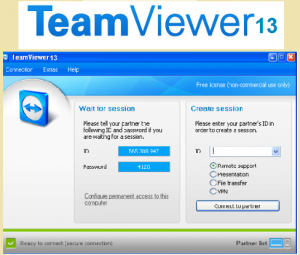 TeamViewer 13 Activation Code + License File Free Download