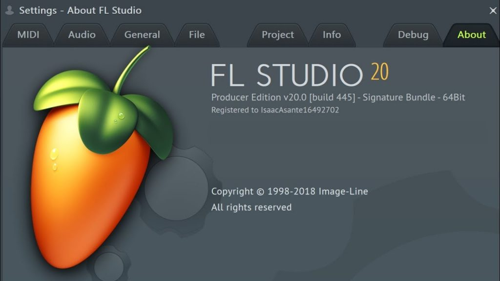 FL Studio 20.1.1.795 Crack Full Mac Win Torrent + RegKey {100%}